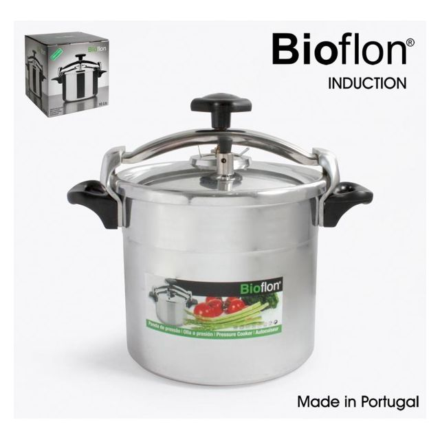 Bioflon Autocuiseur A Pression 10L - Ø24CM Induction