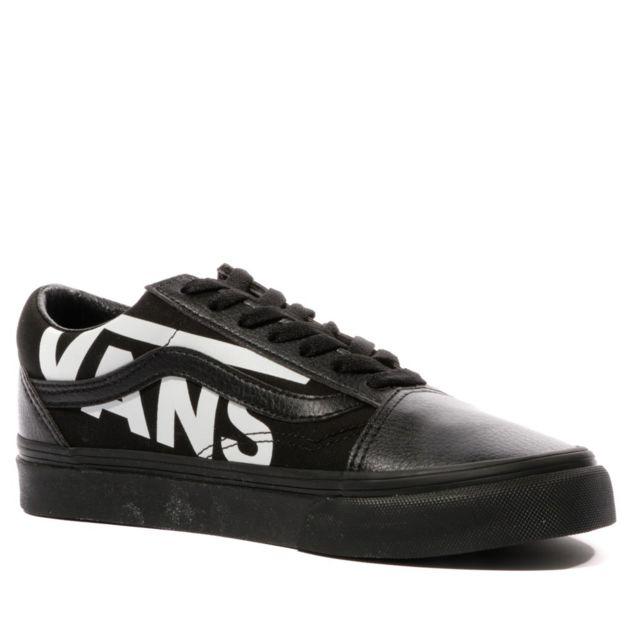 vans homme chaussure