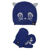 - Minicats Bonnet Fille Puma