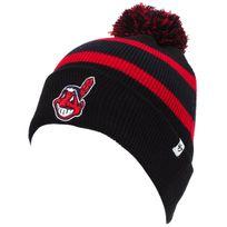 47 Brand - Bonnet à pompon Cleveland indians breakaw Noir 14044