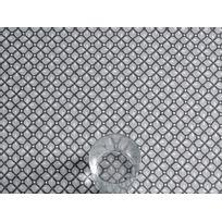 Stof - Nappe 100% coton enduit antitache fleurs esprit carreau de ciment Taylor