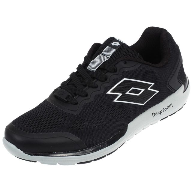 new style ff202 a26f9 Lotto - Chaussures fitness Dayride memoir de forme Noir 39068 - pas cher  Achat  Vente Chaussures fitness - RueDuCommerce