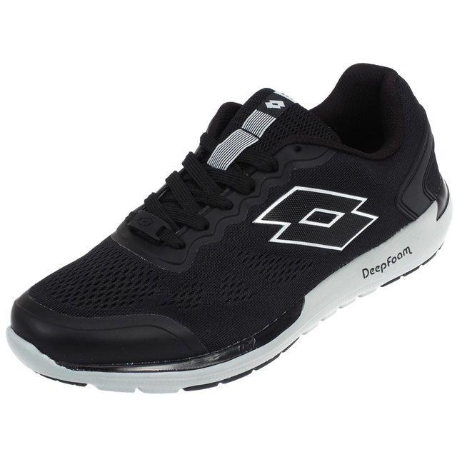 Lotto Chaussures fitness Dayride memoir de forme Noir 39068