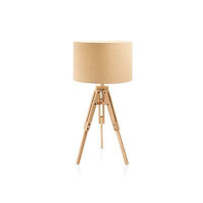 Boutica-design Lampe à poser Klimt 1x60W - Ideal Lux - 137841