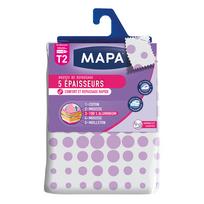 MAPA - Housse table à repasser Reflect 5 Epaisseurs - T2