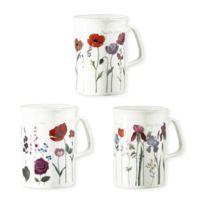 Bruno Evrard - Joli Mug Bouquets Boite de 6 mugs assortis - Joli Mug