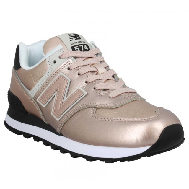basket fille new balance 37