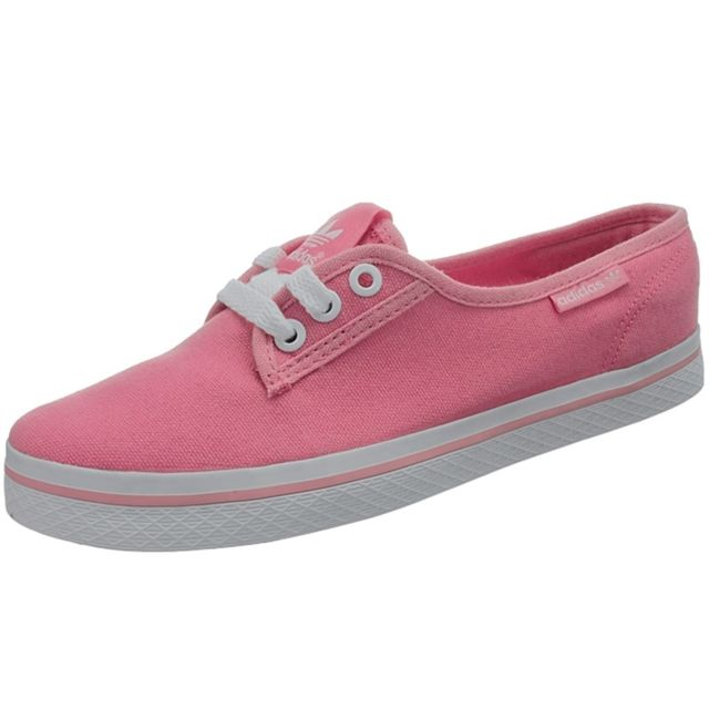 innovative design a019a 25024 Adidas - Honey Plimsole W - pas cher Achat  Vente Baskets femme -  RueDuCommerce