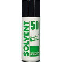 Crc - Produit pour enlever les étiquettes Solvent 50, Modèle : Aérosol de 200 ml