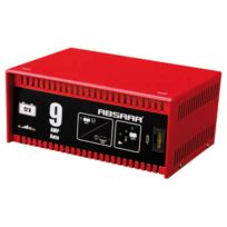ABSAAR - Chargeur 9 AMP Electr auto switch off