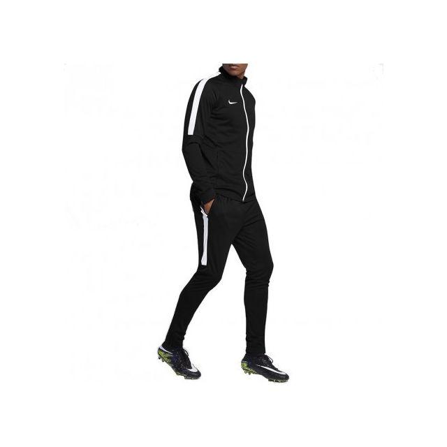 Nike - Survêtement Dry Academy Noir Homme - pas cher Achat   Vente ... 1a5050c8664
