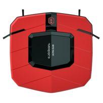 E-ZICLEAN - Aspirateur robot ULTRA SLIM RED V2