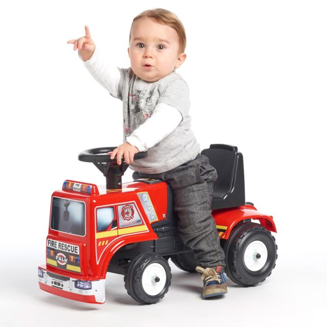 Falk / Falquet Porteur Camion de pompier