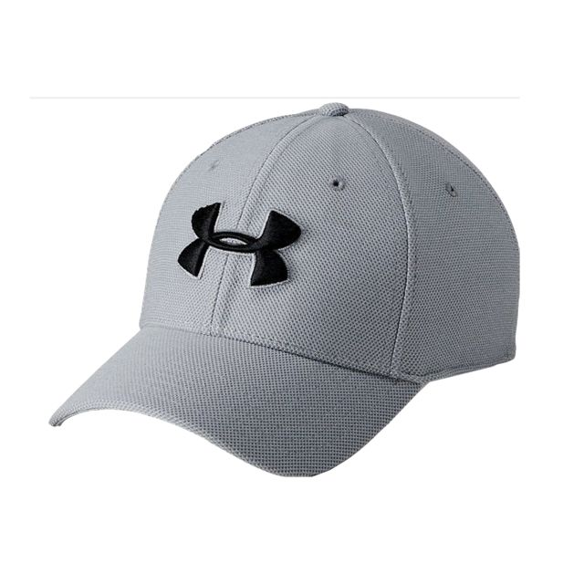detailed look 78b09 a8e20 Under Armour - Under Armour Men s Heathered Blitzing 3.0 Cap 1305037-035  Gris