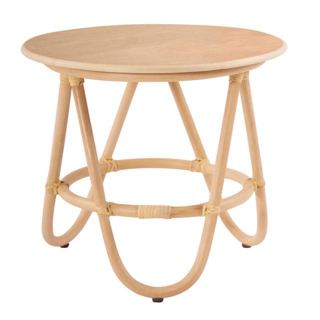 Rendez Vous Deco Petite table d'appoint Titou