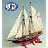 Constructor - Maquette bateau en bois : Bluenose Ii