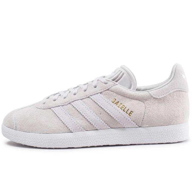 Adidas originals Gazelle Grise 41 13 pas cher Achat