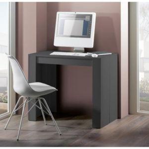 Goomy con goomy console extensible 180 cm gris pas cher achat vente consoles rueducommerce - Tafel console extensible solde ...