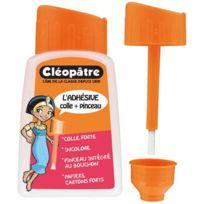 Cleopatre - colle forte cléopatre + pinceau - flacon de 80ml