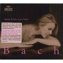 Archiv Produktion - Johann Sebastian Bach | Anne Sofie Von Otter - Bach DigiPack