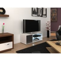 meuble tv coin achat meuble tv coin pas cher rue du commerce. Black Bedroom Furniture Sets. Home Design Ideas