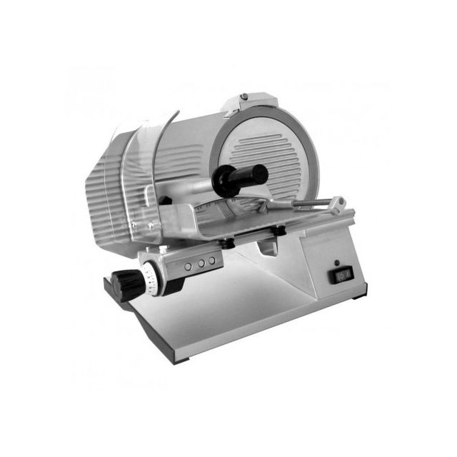 Furnotel Trancheuse Charcuterie à pignon professionnelle lame de 275 mm