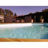 Piscines bois achat piscines bois pas cher rue du commerce for Piscine sunbay grenade