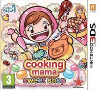 KOCH MEDIA - Cooking mama: Sweet shop - 3DS