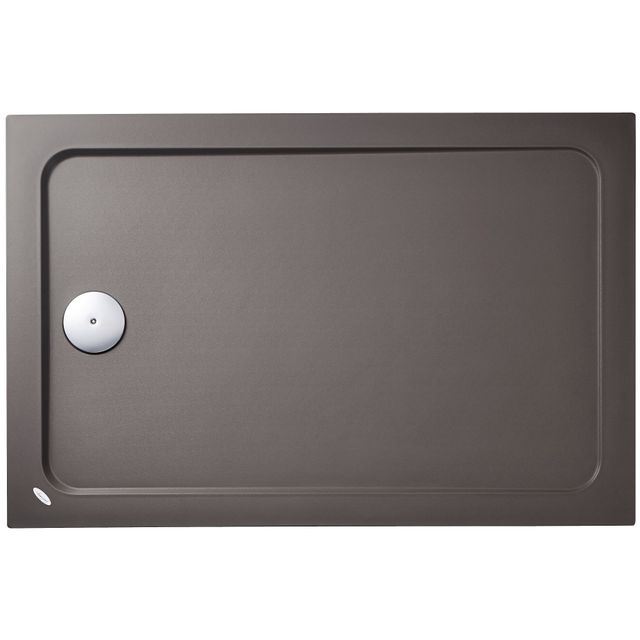 Receveur Douche Antiderapant Couleur Flight Safe 110 X 80 Gris Anthracite