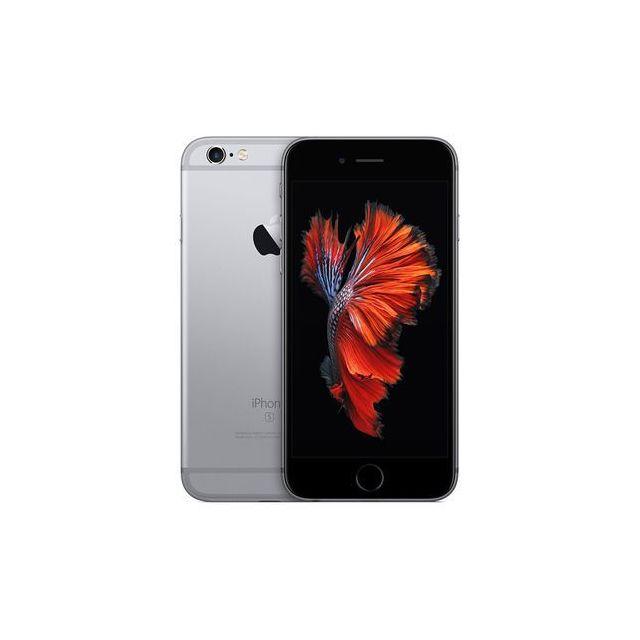 destockage apple iphone 6s 16 go gris sid ral reconditionn pas cher achat vente. Black Bedroom Furniture Sets. Home Design Ideas
