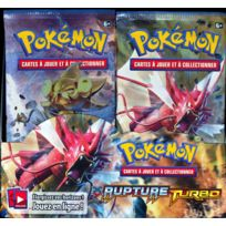 Pokemon Company International - Cartes à collectionner - Xy Rupture Turbo : 1 Booster