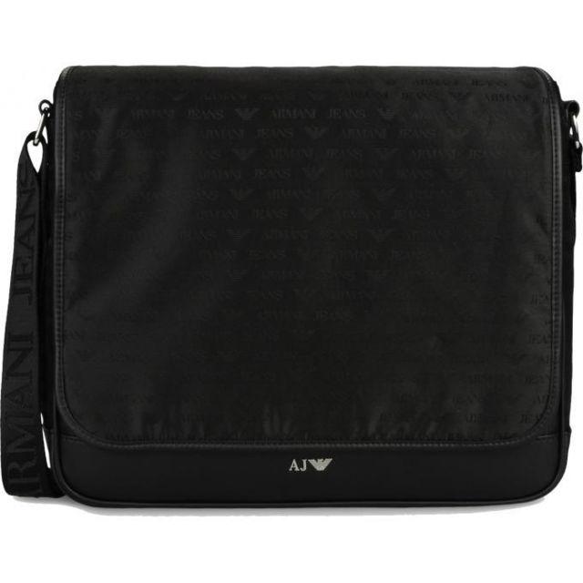 2c014ec16322 Armani - Sac Besace Laptop Jeans - pas cher Achat   Vente ...