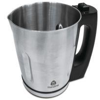 Blender chauffant - MSPM1000-17 - Noir/Inox