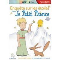 Gallimard - Petit Prince : Enquête Sur Les Étoiles, 5-9 Ans - Pc - Vf