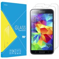Verre Trempe pour Samsung Galaxy S5 Pack 2, Film Vitre Protection Ecran Ultra Resistant