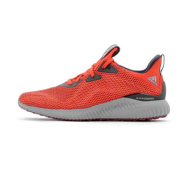 Adidas Adidas Adidas perforHommesce Chaussures de running Alphabounce 1 M Rouge 1ccd11
