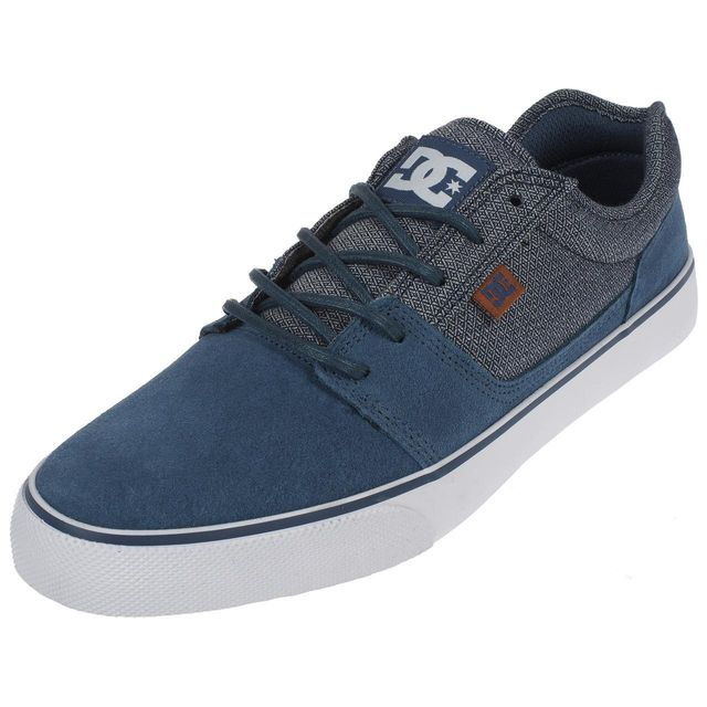 Chaussures DC Shoes bleues Fashion homme 2QKQG8kOM