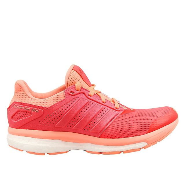Adidas Supernova Glide 8 W Shoredshoredsunglo Orange Rose