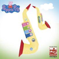Farelek - Peppa Pig Saxophone 4 Notes Peppa Pig En Boite