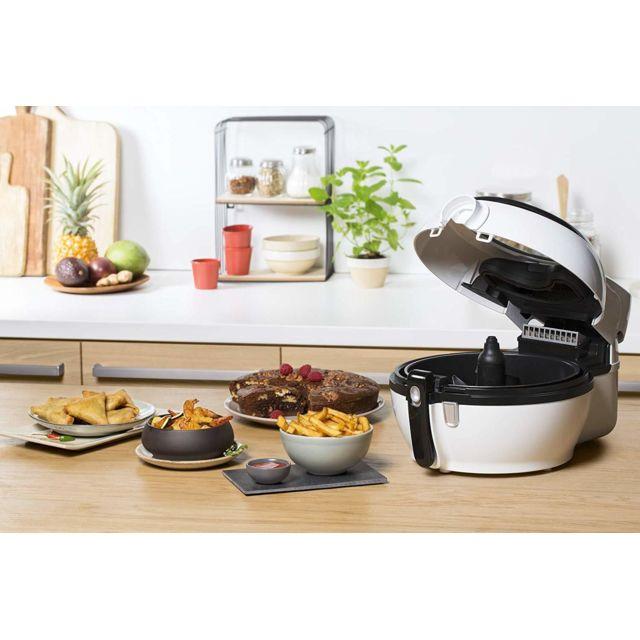 Tefal friteuse électrique Actifry 1,2L de 1,2KG 1350W noir blanc