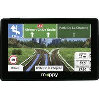 MAPPY - GPS ultiX585 Camp Europe - Noir