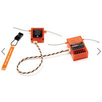 BGD - Récepteur 2.4Ghz 6 voies DSM2/DSMX + satellite
