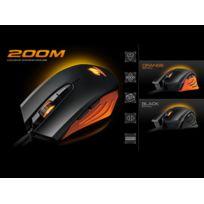COUGAR - Souris 200M Gaming - Noir
