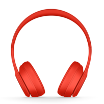 BEATS - Casques Bluetooth Solo 3 rouge