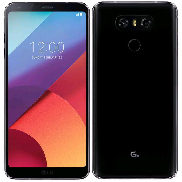 LG G6 - 32 Go - Noir