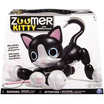 Zoomer - Chat robot intéractif Kitty - 6024413