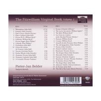 Brilliant Classics - The Fitzwilliam Virginal Book /Vol.1