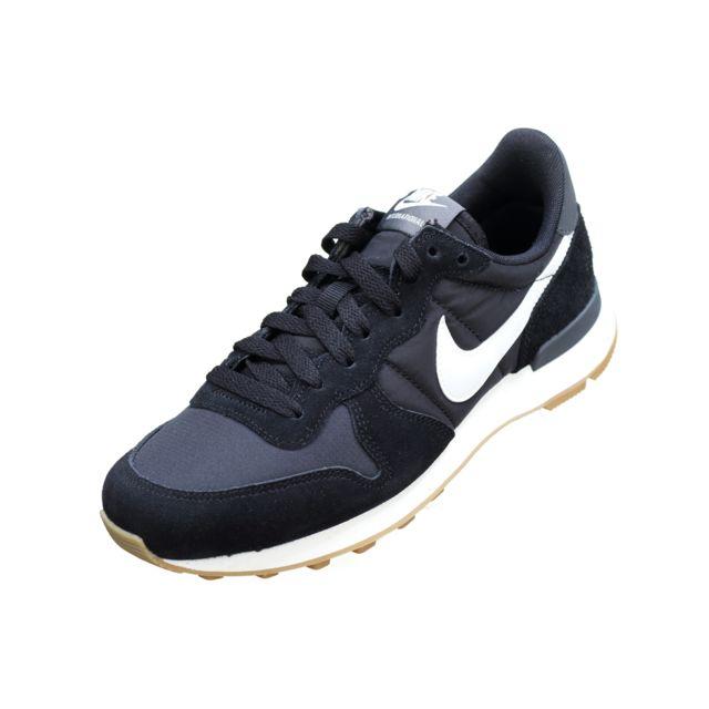 the latest 8bed4 af4f7 Nike - Wmns Internationalist 828407 - 021 Noir - pas cher Achat ...