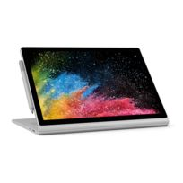Surface Book 2 - 256 Go - Intel Core i5 - Argent