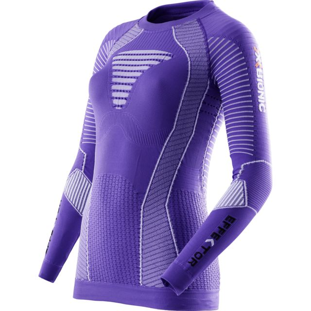 X-bionic - Running Effektor Power - T-shirt manches courtes running Femme -  violet - pas cher Achat   Vente Maillots, débardeurs - RueDuCommerce a637d45ddc1d